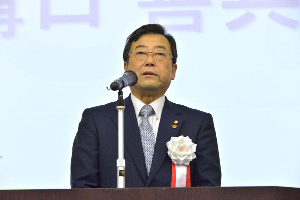 主催者あいさつ、島根県 藤原副知事