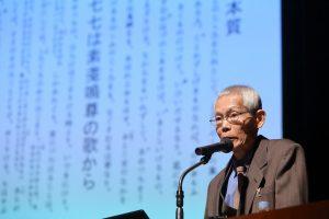 日本語学者:犬飼隆氏「和歌以前 儀式でうたうやまと歌」