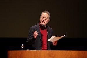 俳優:佐野史郎氏「神話の世界に導かれて」